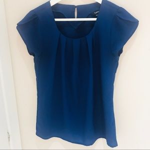 Tops - Royal Blue Vintage Top Size XS